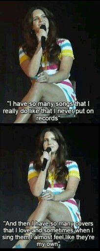 Lana Del Rey quote #LDR #quotes