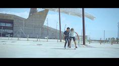 Kilian Martin and Alfredo Urbon - smart skate fortwo, via YouTube.
