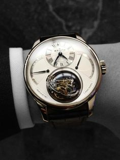 Zenith Christophe Colomb Equation of Timen watch