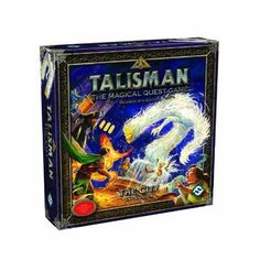 Talisman: City Expansion The Magical Quest Board Game Revised 4th edition