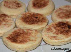 Recette de Mini pains ou mini batbouts