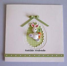 NatiQuill Blog: Cartão de Páscoa / Easter Card