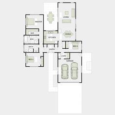 Golden Homes Plan: Mono 200 | House Plans | Pinterest | House