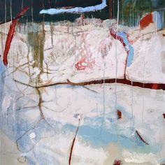 "Saatchi Online Artist: Joanna W. Tomczyk; Acrylic, 2011, Painting ""I am melting***"""