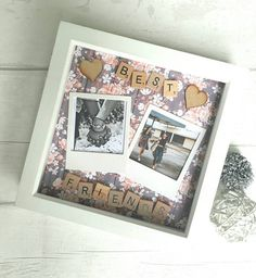 Gift For Best Friend Best Friends Frame Personalised Best