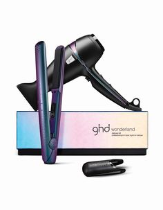 ghd Wonderland deluxe collection #ghdwonderland