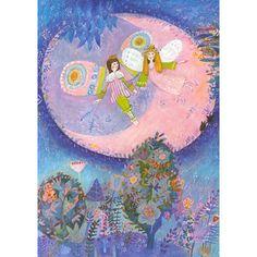 パレチェクの絵本「おやゆびひめ」