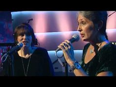 ▶ Mary Black and Joan Baez - Ring Them Bells - YouTube