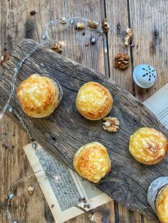 Zemiakovo-syrové pagáčiky z kvásku - Nelkafood s láskou ku kvásku Biscuits, Bread, Food, Crack Crackers, Cookies, Brot, Essen, Biscuit, Baking