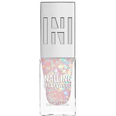 Nailing Hollywood Nail Polish, Unicorn 0.33 oz (10 ml) ($9.99) ❤ liked on Polyvore featuring beauty products, nail care, nail polish, nails, makeup, beauty and filler