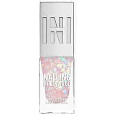 Nailing Hollywood Nail Polish, Unicorn 0.33 oz (10 ml) found on Polyvore featuring beauty products, nail care, nail polish, nails, beauty and makeup