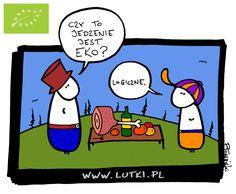 Żywność ekologiczna gwarancją dobrego smaku!
