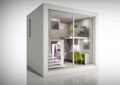 EURO LEGNO CLIMA -Mini Line- Thesis, Bathroom Medicine Cabinet, Euro, Lockers, Locker Storage, Mini, Furniture, Home Decor, Decoration Home