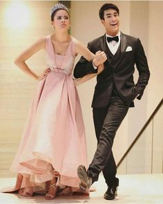 Bridesmaid Dresses, Prom Dresses, Formal Dresses, Thai Princess, Young Fashion, Celebrity Couples, Gossip Girl, Traditional Dresses, Cute Couples