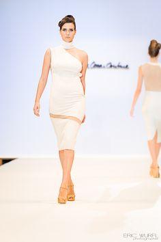 María Cózar Couture. Colección Primavera/Verano 2014. Miss Cadillac