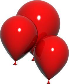 Red Balloon, Balloons, Animal, Home Decor, Red, Homemade Home Decor, Animals, Animales, Decoration Home