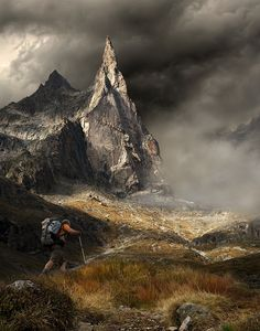 Photograph toward the dream of climbing by Daniel Metz on 500px
