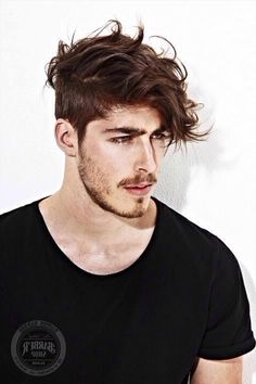 Mens Messy Hairstyles, Trendy Mens Haircuts, Black Men Hairstyles, Top Hairstyles, Popular Haircuts, Fashion Hairstyles, Men's Haircuts, Celebrity Haircuts, Latest Hairstyles