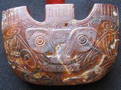 Jade artifact of the Liangzhu culture