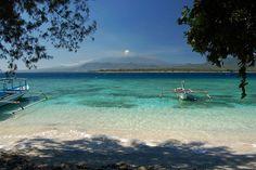 Gunung Rinjani from Gili Air views! Travel Around The World, Around The Worlds, Places To Travel, Places To Go, Bali Lombok, Gili Air, Gili Island, Away We Go, Ubud
