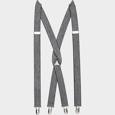 Navy Clip Suspenders and other Belts & Suspenders at Men's Wearhouse. Browse the latest styles, brands and selection in men's clothing.