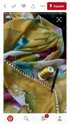 Crochet Borders, Diy Curtains, Lace Flowers, Diy And Crafts, Knit Crochet, Knitting, Album, Crocheting, Tejidos