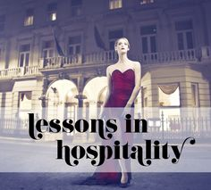 Build your brand like a hotel chain - thoroughly, consistently and clearly