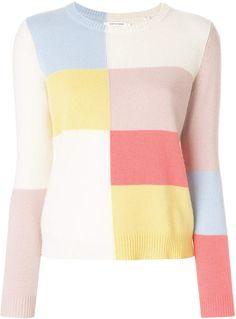 Chinti   Parker Mondrian Sweater - Farfetch 225c56ff9b90