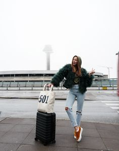 Stockholm - Paris | Travel style | Kenza Zouiten
