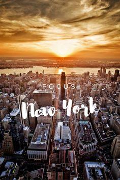 focus New york