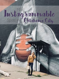 Best Instagram Spots in Oklahoma City | AmandasOK.com New York Travel, Travel Usa, Canada Travel, Oklahoma City Things To Do, New Orleans, Oklahoma City Thunder, Uss Oklahoma, Oklahoma Sooners, Kansas City