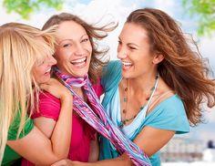 video + consejos, beneficios de la risa: creatividad, reducir el estrés, conectar con la gente... ¡Te sorprenderá!