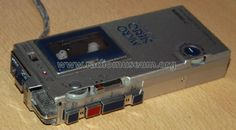 Fisher Radio; New Stereo Microcassette Player/Recorder Micro Stereo PH - M25 from Reinhard Keins (1)
