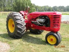 Chief worthington dodge tractor tractors pinterest - Craigslist columbus ohio farm and garden ...