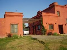 Estilos - Constructora Pampa - San Antonio de Areco Exterior Colonial, Future House, My House, Casas Country, Villa, Southwest Style, Spanish Colonial, Architect Design, Ideal Home