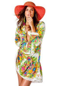 Lanidor Woman Spring-Summer 2013 Campaign.