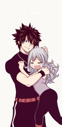 Fairy tail// Gray and Juvia