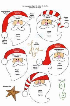 Navidad Viejo pascuero Santa claus xmas christmas