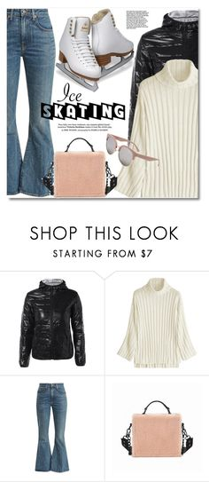 """""""Ice Skating Outfit"""" by fshionme ❤ liked on Polyvore featuring Brock Collection and iceskatingoutfit"""