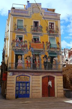 FantasticTrompe-l'œil, Tarragona