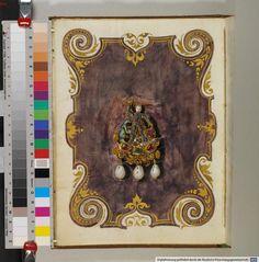 Anna of Bavaria Jewel Book 1550