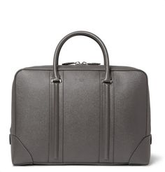 Givenchy L.C. Leather Briefcase