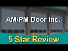 http://www.ampmdoorcompany.com/ AMPM Door Inc. is servicing Saugus, California and its nearby cities of all commercial and residential doors and gates. Give ...
