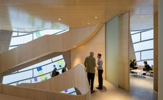 When New York-based architect Steven Holl started piecing together ideas for the newest Maggie's cancer care centre at St Bartholomew's Hospital, he knew that the structure was going to form a pivotal part of a much longer story. Adjacent to the 18th-c...
