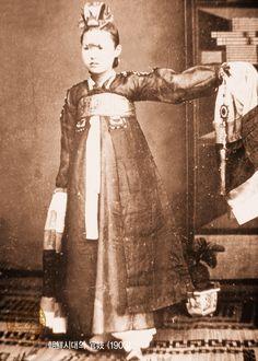 조선시대 의관기 (1903년)