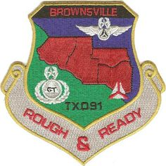 Brownsville Squadron, Texas Wing