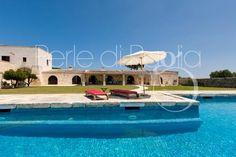 Masseria di lusso con piscina ad Acaya | Lecce