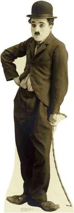 Charlie Chaplin - Tramp 2 Lifesize Standup