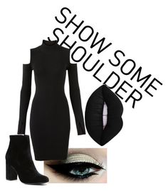 """""""Show some shoulder"""" by moonstar843 on Polyvore featuring Versus and Witchery"""