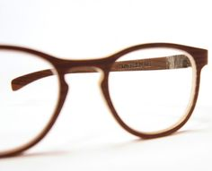 WOODEN EYEWEAR FROM ROLF SPECTACLES